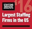 Staffing Industry Analysts 2016 Largest Staffing Firms in the US